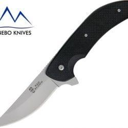 *Cr*MoV Steel Knife Blades