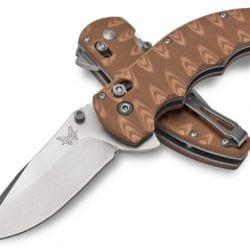 154CM Steel Bladed Knives