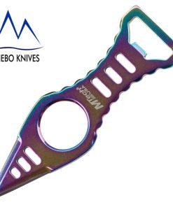 Mtech Rainbow Neck Knife