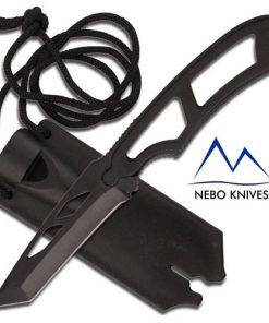Survivor neck knife