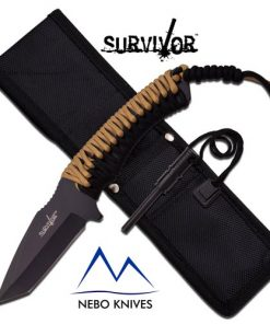 Survivor Fixed Blade