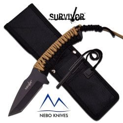 Survivor Fixed Blade