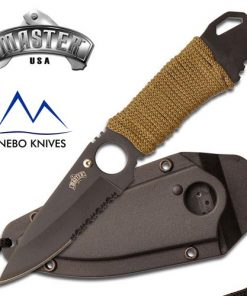 master cutlery neck knife
