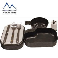 red rock mess kit