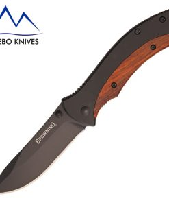 Browning Cocobolo black
