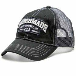 benchmade trucker cap