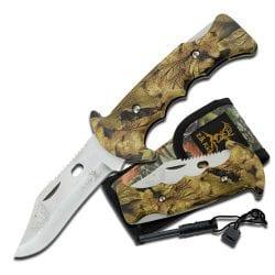 elk ridge firestarter gift set