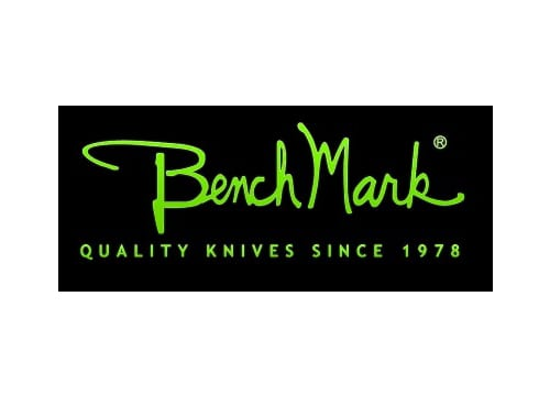 benchmark knives logo