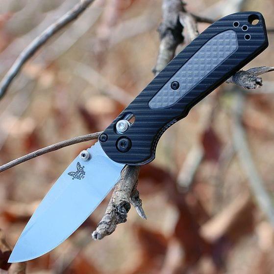 BENCHMADE Knives Mini Freek Axis Folding Knife Pocket Knife B565