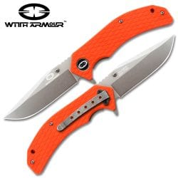 WithArmour Orange Butterfly