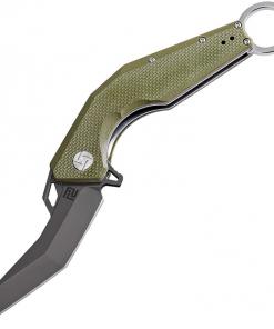Artisan Cobra Green/Black ATZ1811PBGNF