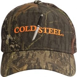 Cold Steel Mossy Oak Hat