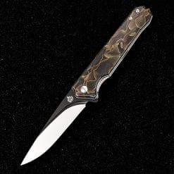 QSP Mamba Brass Bronze Raffir