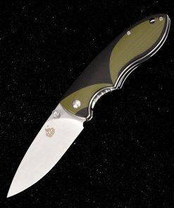 QSP Piglet black & Green