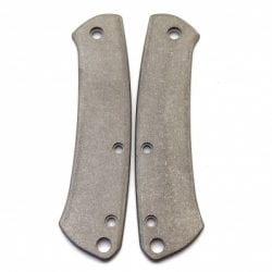 Flytanium Benchmade Proper Titanium Scales